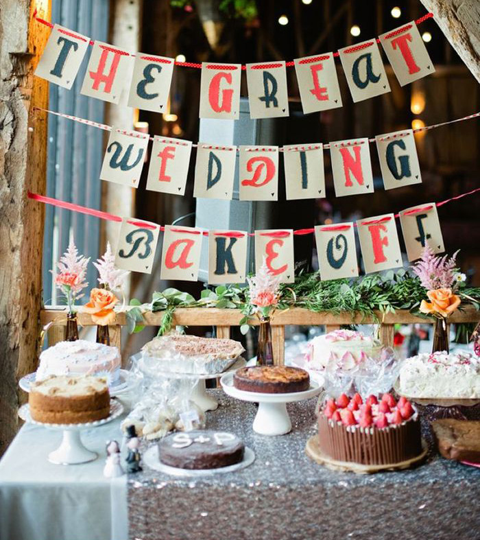 Diy Wedding Dessert Tables: My Little Online Tea Room